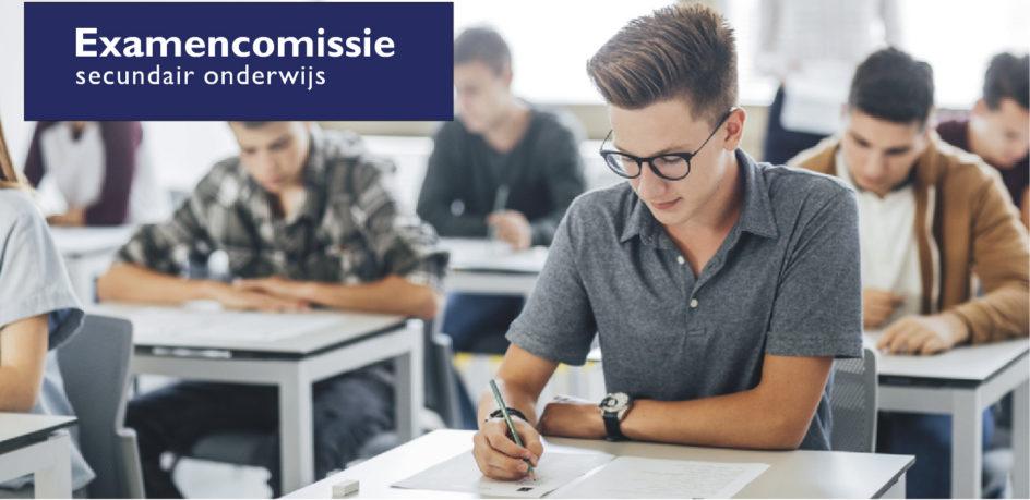 Examencommissie secundair onderwijs