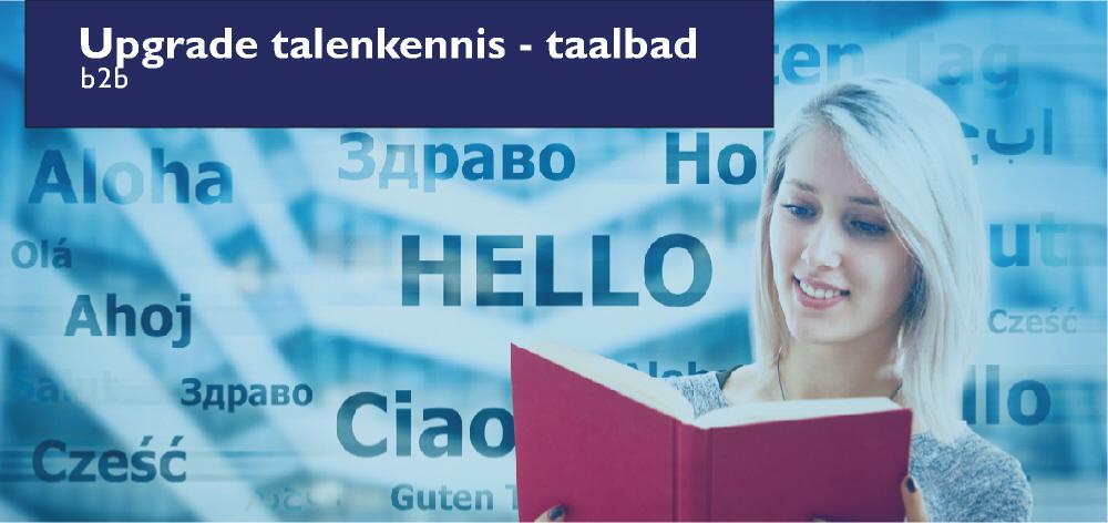 Upgrade talenkennis - taalbad